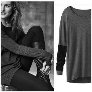 { Athleta } Nopa Merino Wool Sweater Sz S/M